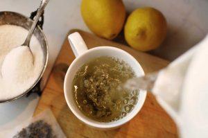 Graviola tea